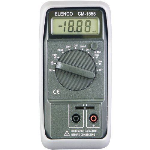 Elenco Capacitance Meters