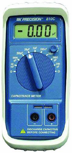 B&K Precision Capacitance Meters