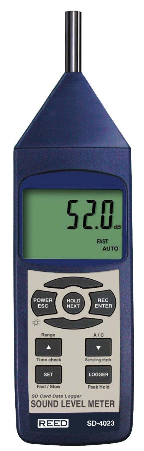 REED Instruments Decibel Meter