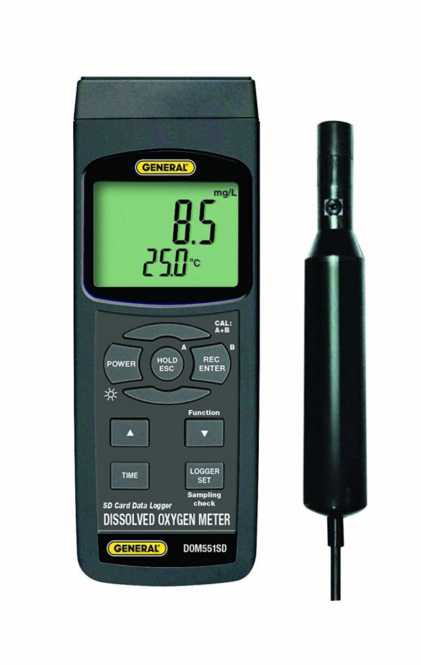 General Tools Dissolved Oxygen Meter