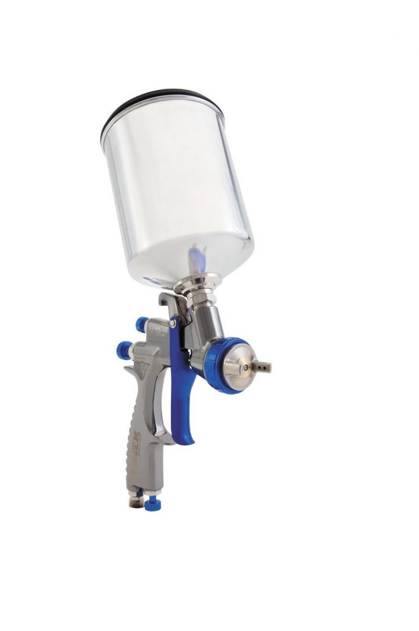 Graco-Sharpe HVLP Spray Gun