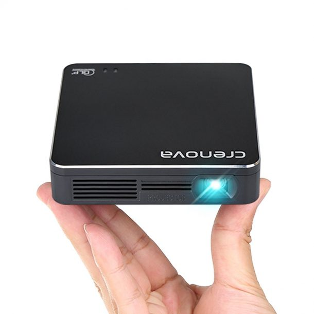 Crenova Mini WiFi Projectors