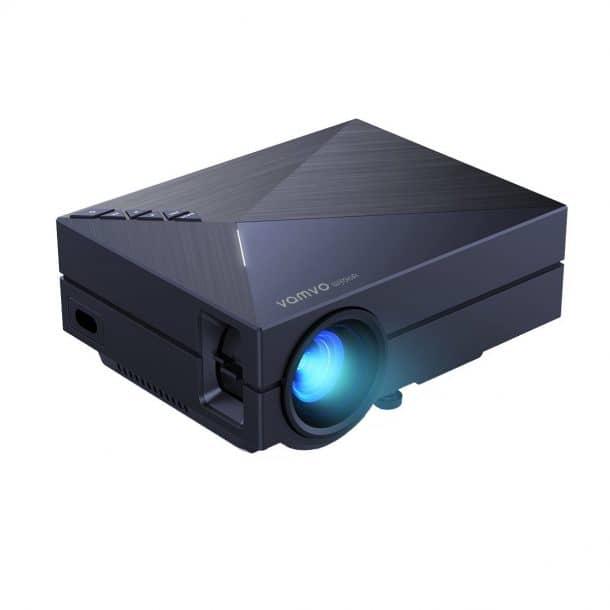 Vamvo Mini WiFi Projector