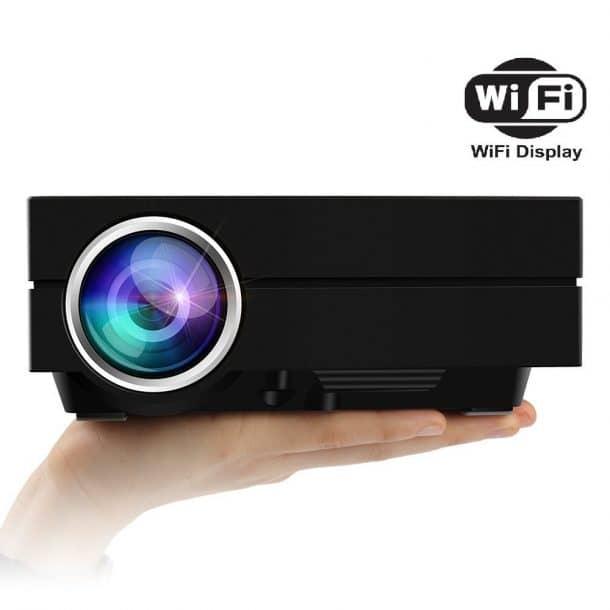 FastFox Mini WiFi Projectors