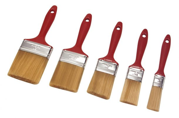 10 best paint brushes sets for Best paint brush brands