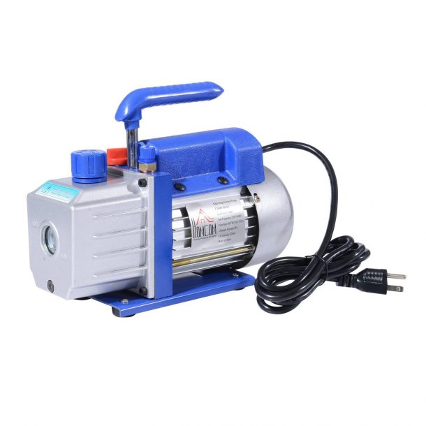 how to create a vacuum pump