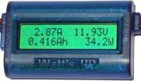 Tenergy Watt Meter