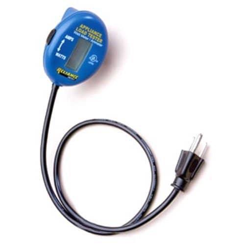 Reliance Controls Corporation Watt Meter