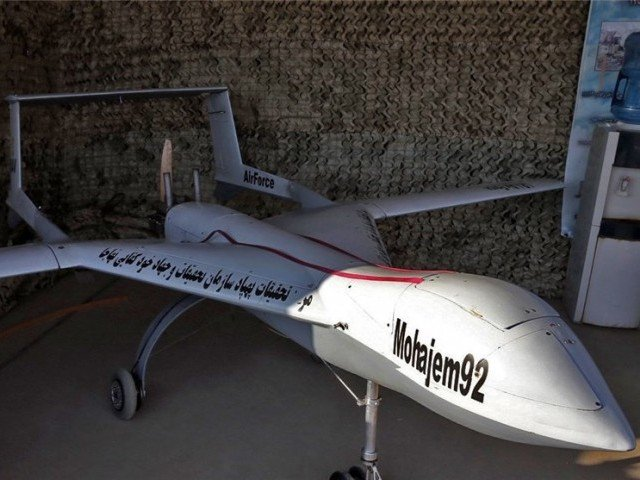 Iran Unveils A New Suicide Drone