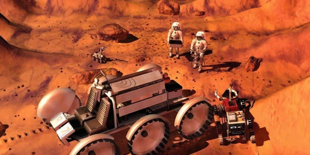 humans-on-mars