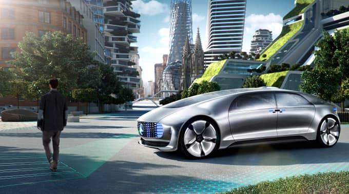 Self-Driving Mercedes Will Prefer Killing A Pedestrian Over A Driver