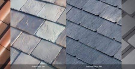Tesla solar roof pris