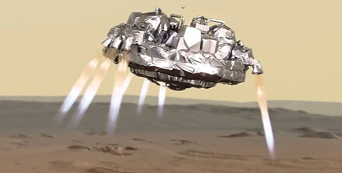 Engineers Have Figured Out Why The European Mars Lander Crashed