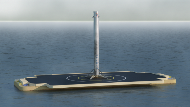 Pic Credits: SpaceX