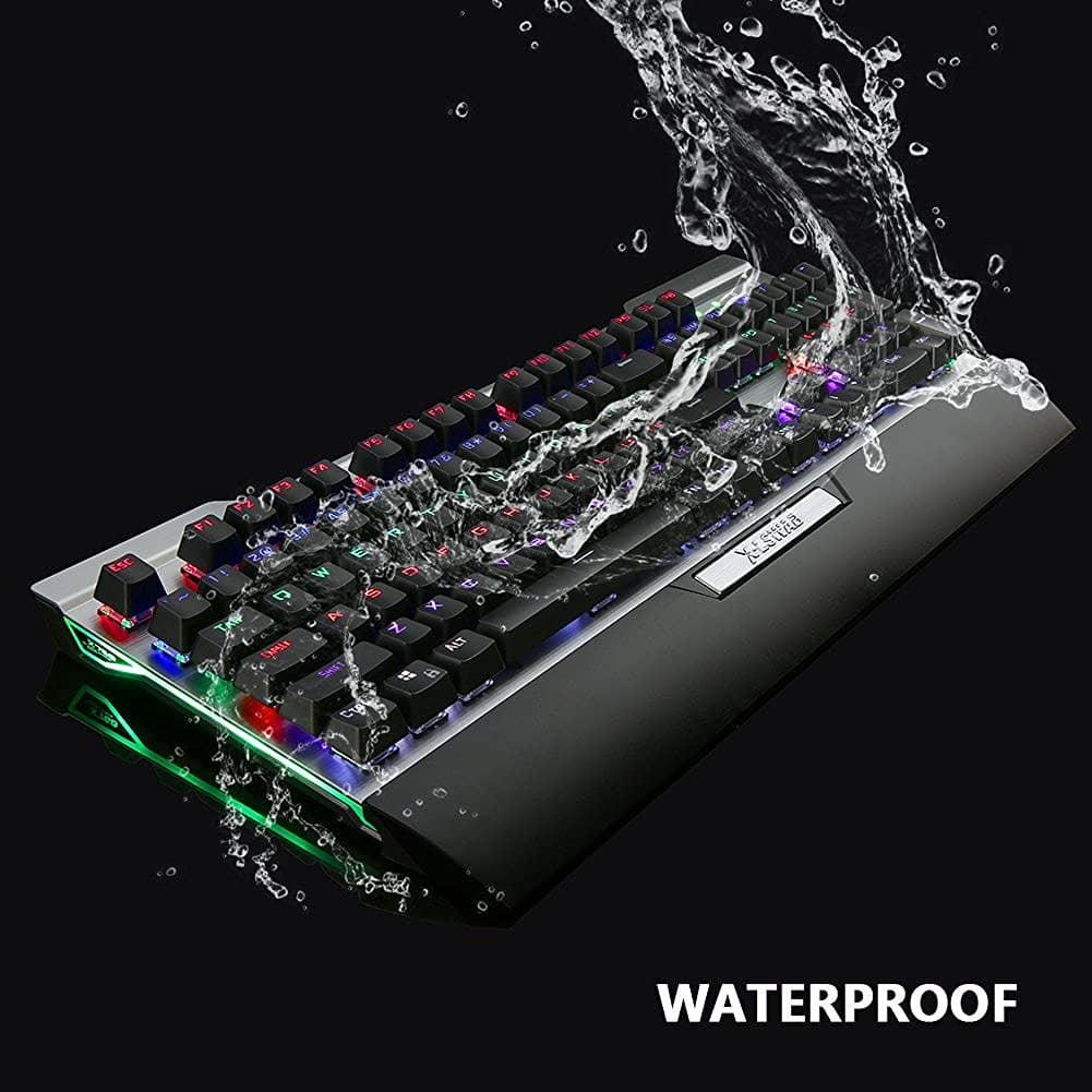 10 Best Waterproof Keyboards