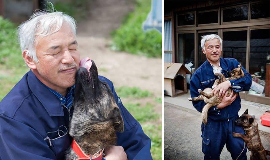 fukushima-radioactive-disaster-abandoned-animal-guardian-naoto-matsumura-22
