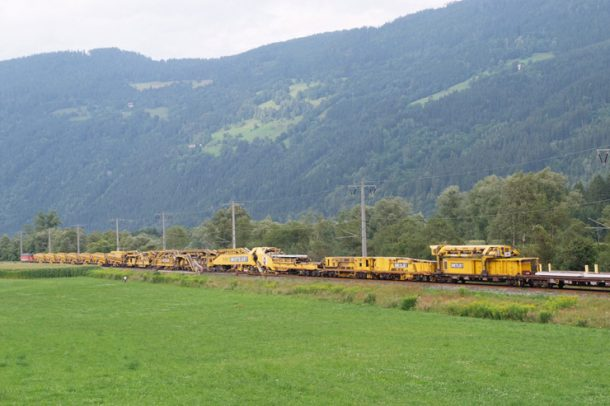 Pic Credits: Plasser and Theurer