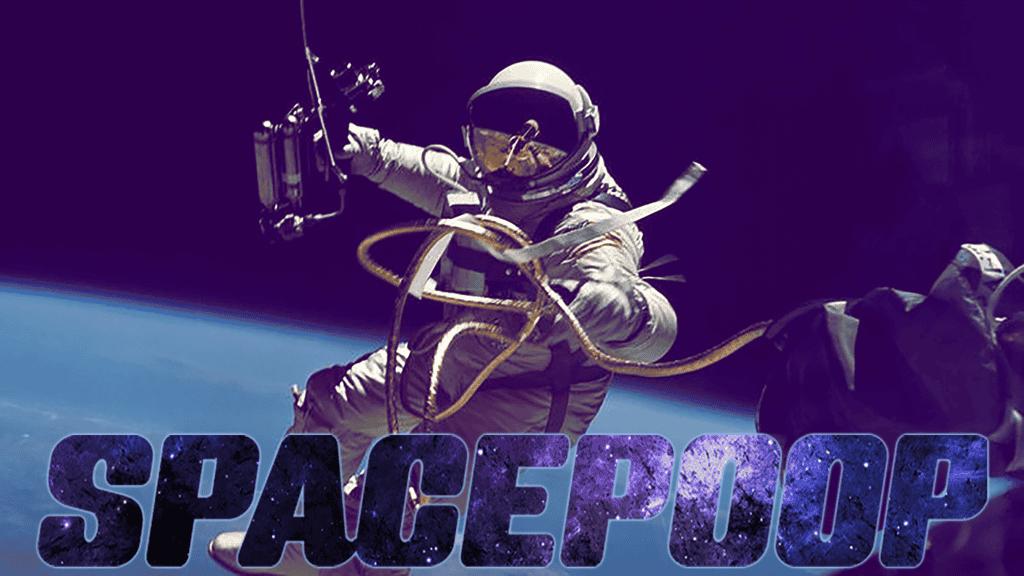 space-poop