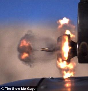 Bullet Propeller