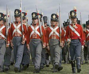 stupid military uniforms