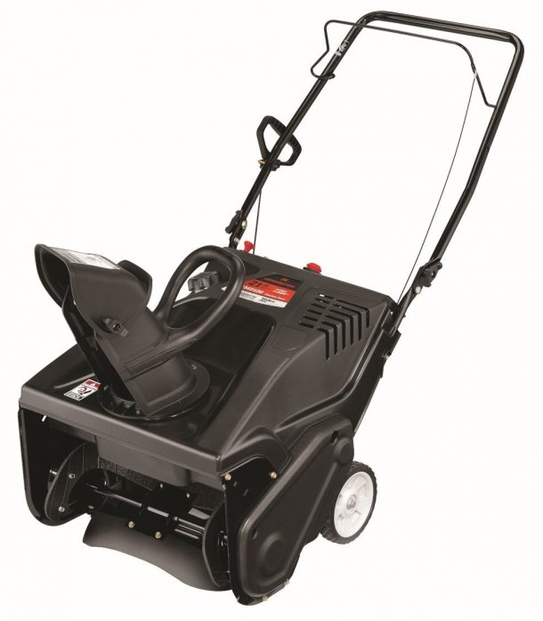 Remington Single Stage Snow Blower