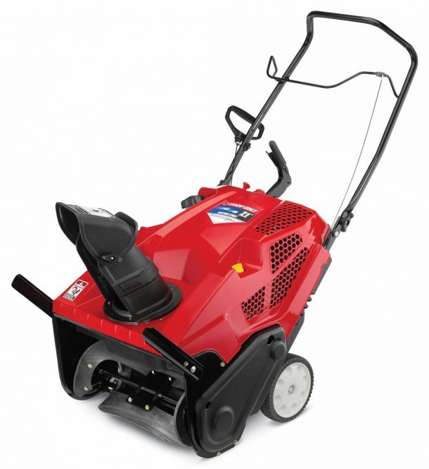 Troy-Built Single Stage Snow Blower
