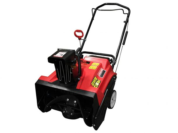 Warrior Single Stage Snow Blower