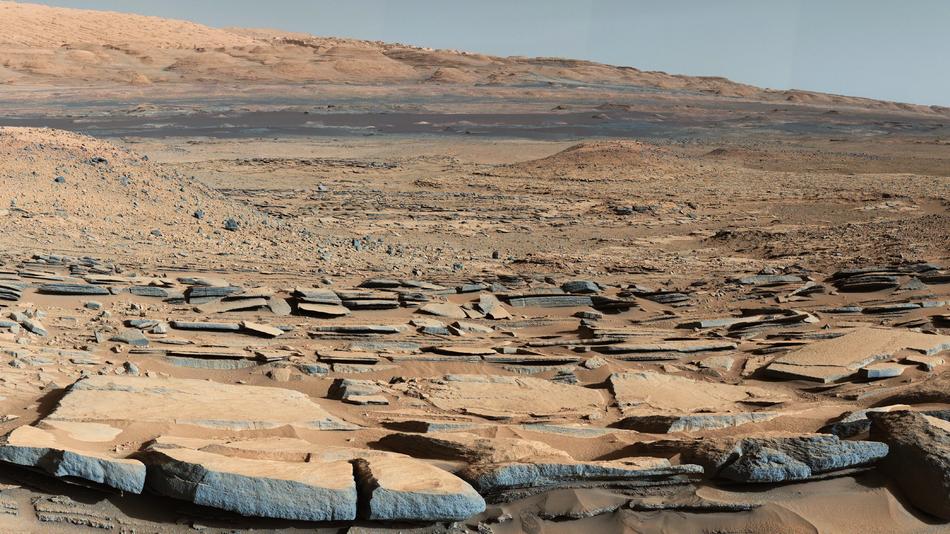 China on Mars