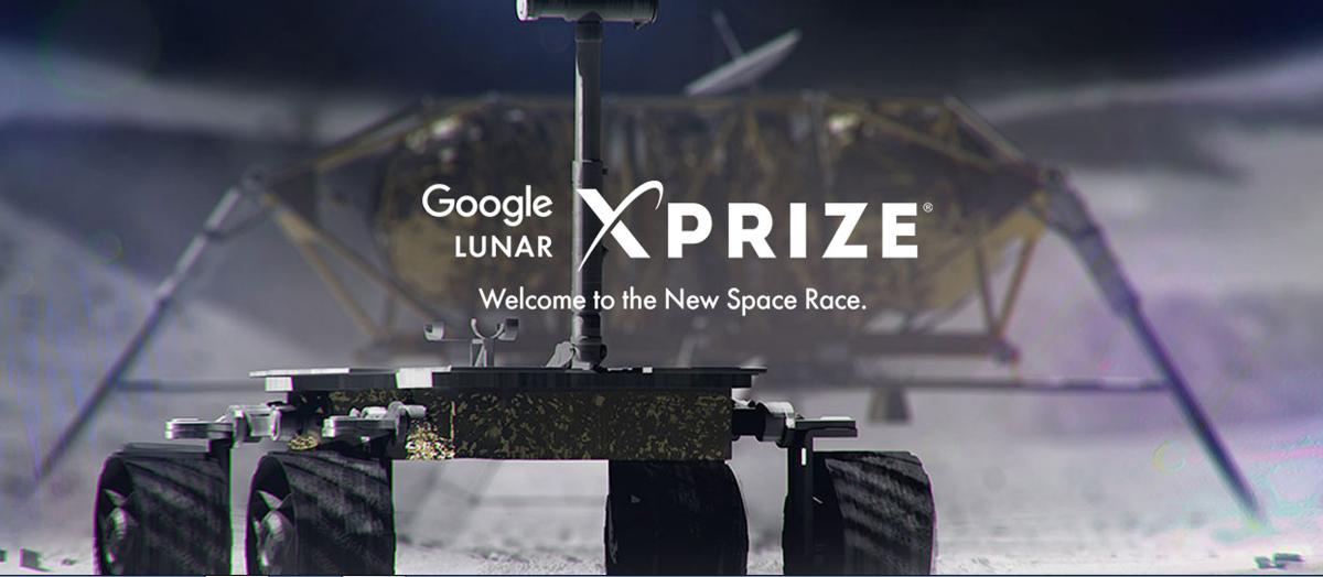Google lunar Xprizeaa