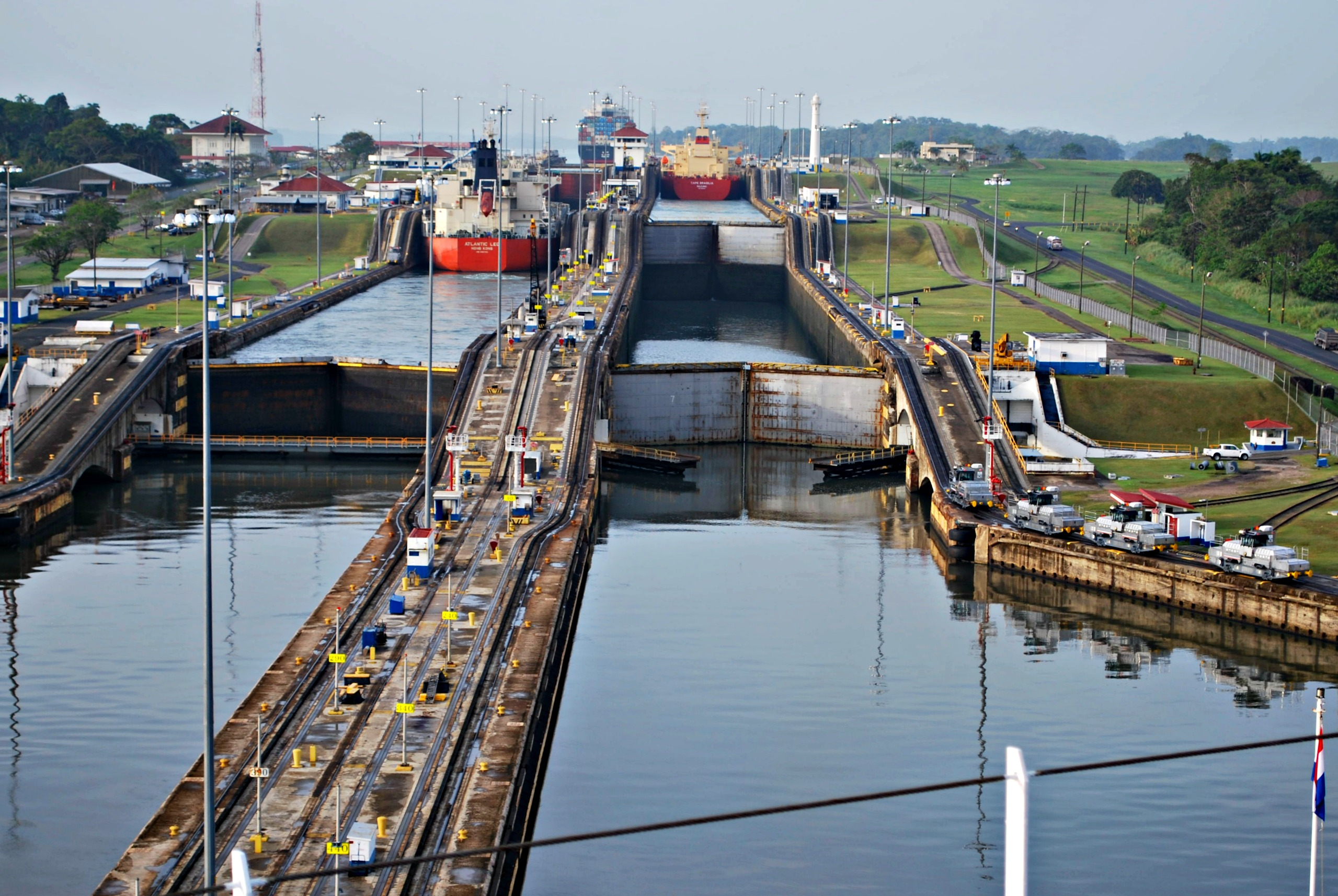This Is The Story Of How The Panama Canal Was Constructed
