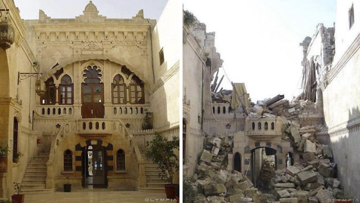 aleppo after the war Syria3