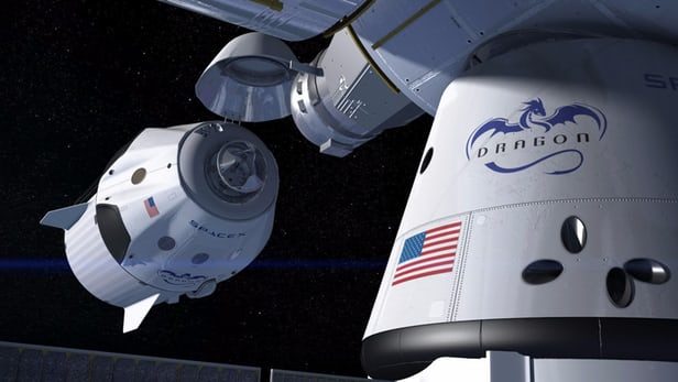 First Manned Flight Of SpaceX's Dragon Spacecraft Will Not Launch Until 2018