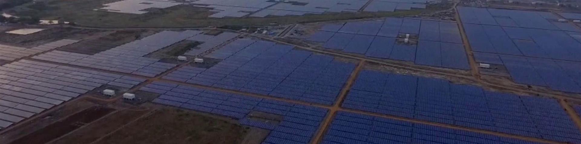 India Opens The World's Largest Solar Power Plant That Can Power 150,000 Homes