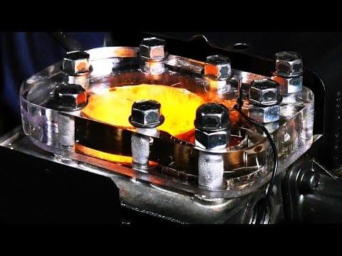 4K combustion engine
