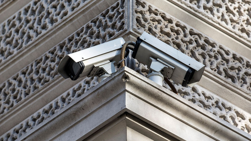 CCTV cameras hacked in Washington DC