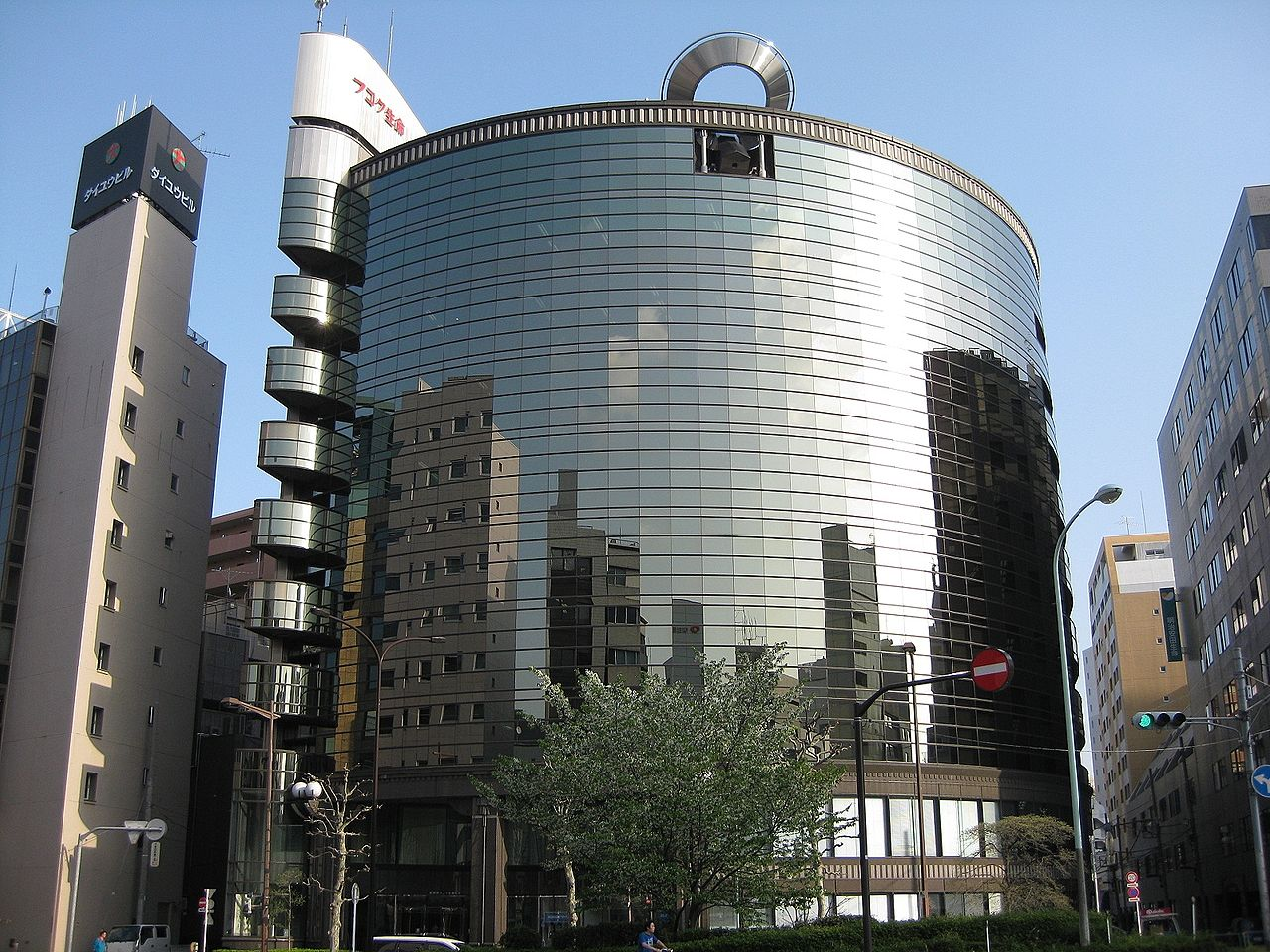Fukoku_Mutual_Life_Insurance_Building