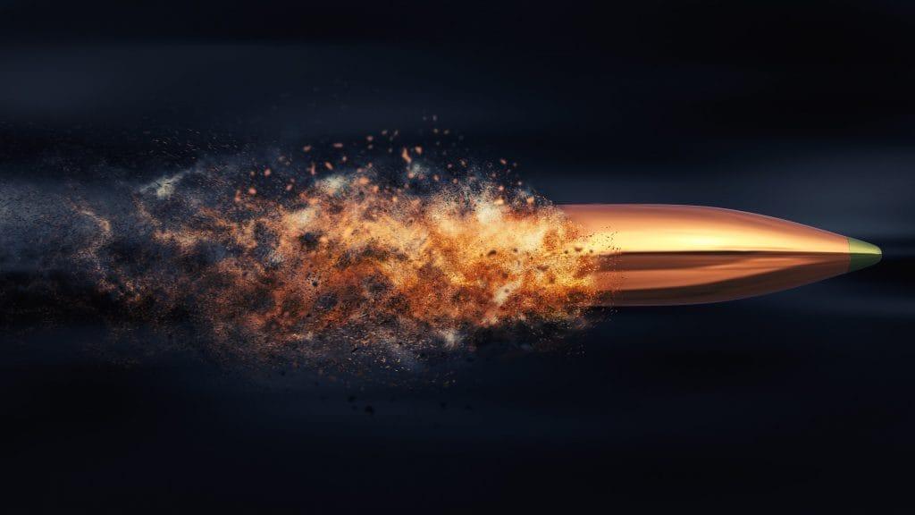 Self-Steering Bullet