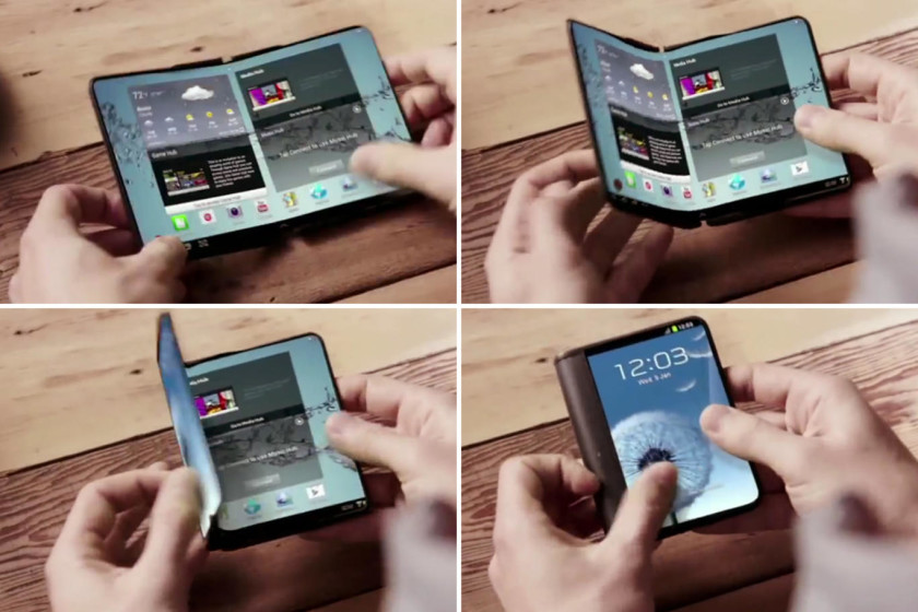 Samsung Is Finally Launching Its Foldable Phone Called Galaxy X