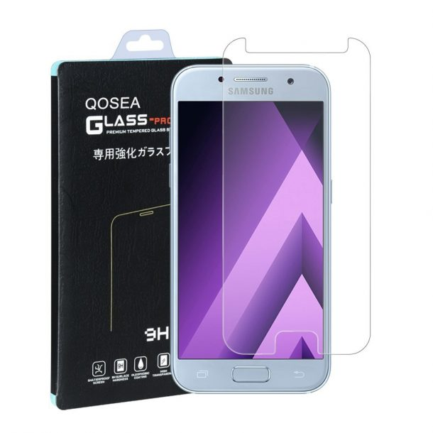 Qoosea Samsung Galaxy A5 2017 Screen Protector