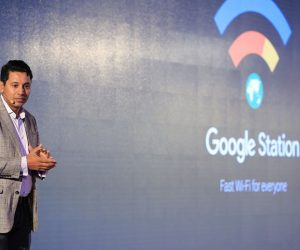 Fast wifi Google India