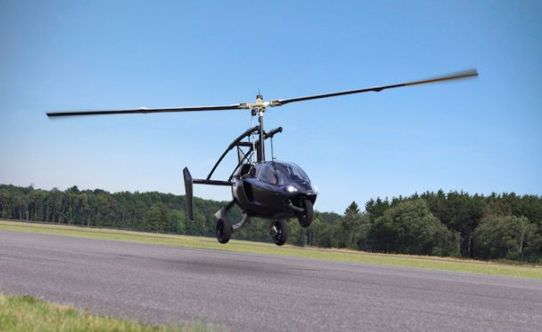 PAL-V flying car (1)