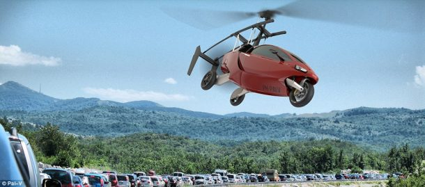 PAL-V flying car (2)