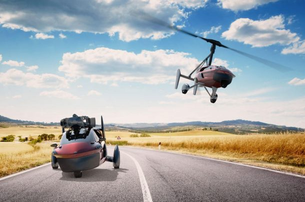 PAL-V flying car (3)