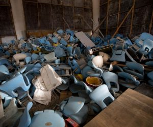 Rio's Olympic Venues in ruins545