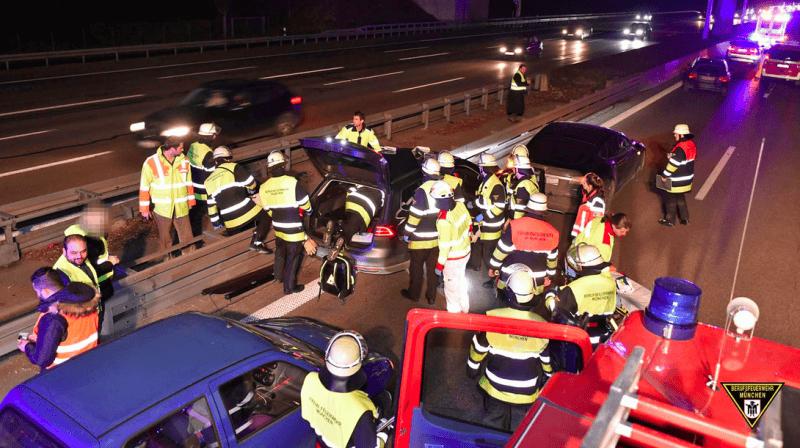 Tesla To Save Unconscious Man In Runaway Volkswagen1