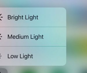 apple 3D touch tricks