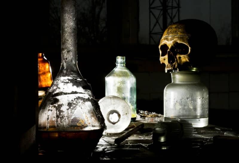 dangerous chemical