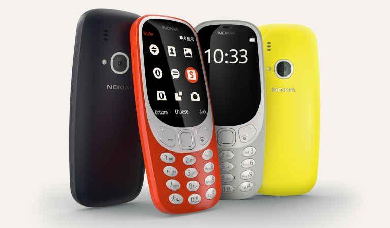 Just 30 Mins Ago, Nokia Officially Announced The New 3310. Here Are The Complete Specs