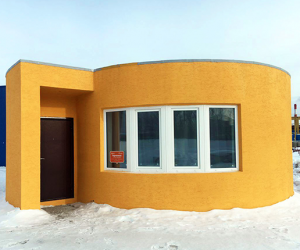 3D Printed House Apis Cor (1)