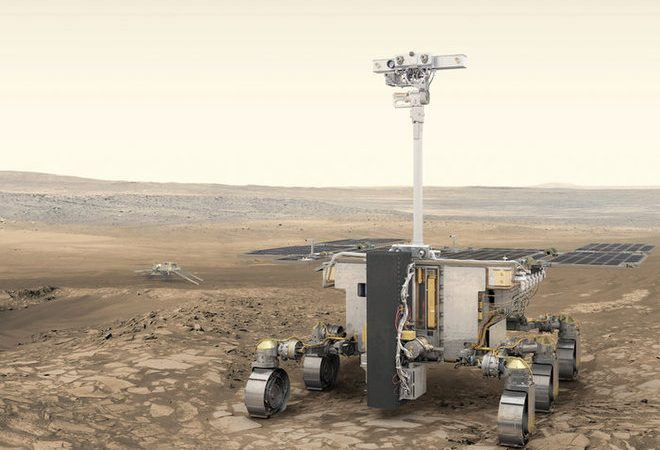 ESA's ExoMars Rover Will Land In 1 Of These 2 Spots On Mars In 2020